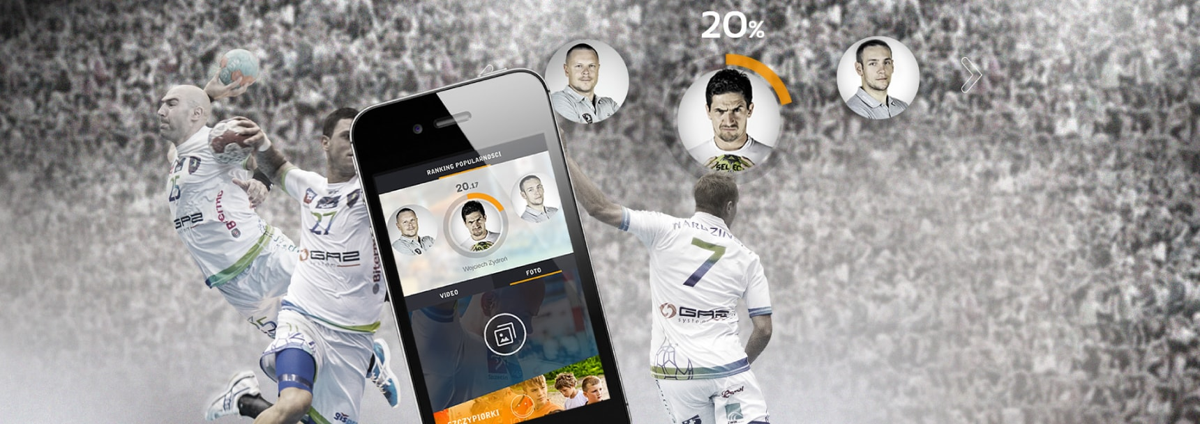 POGOŃ SZCZECIN Handball - Silni Razem PGNiG Superliga