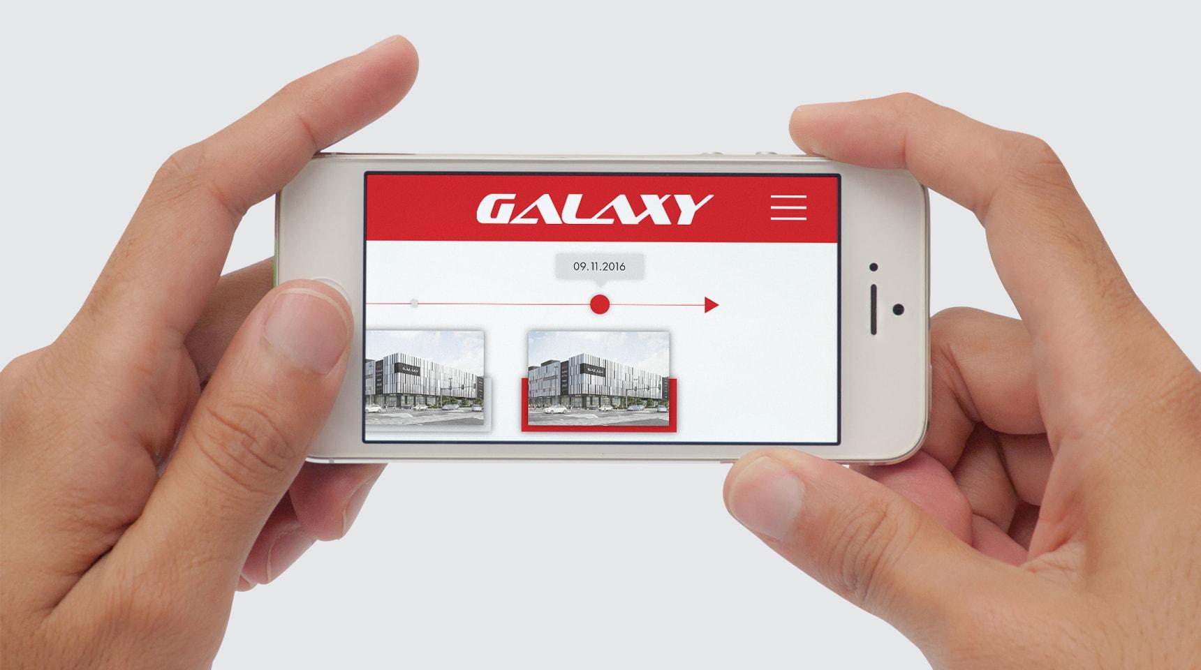 Nowe GALAXY - New City z nowoczesnym centrum
