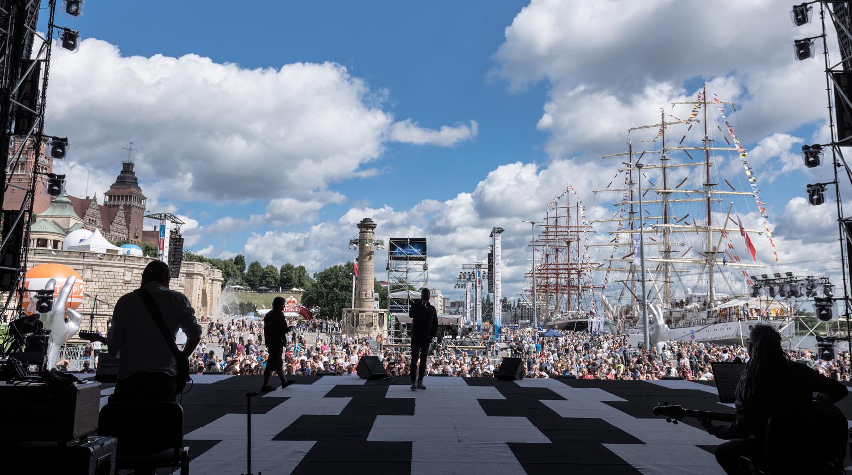 The Tall Ships Races 2017 - Finał regat wielkich żaglowców